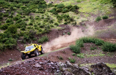 A la conquête du Taklimakan Rally 2017