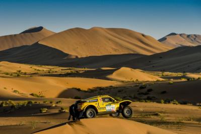 Dakar Series : impitoyable sixième étape