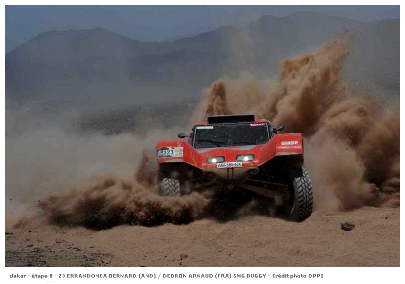 Dakar 2012 : un bilan très positif