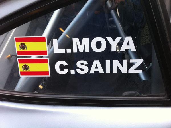 En route pour l'Espagne Historique