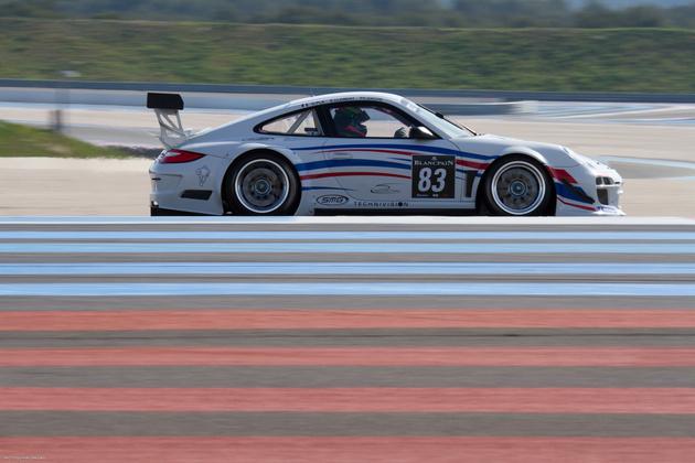 La saison Circuit 2012