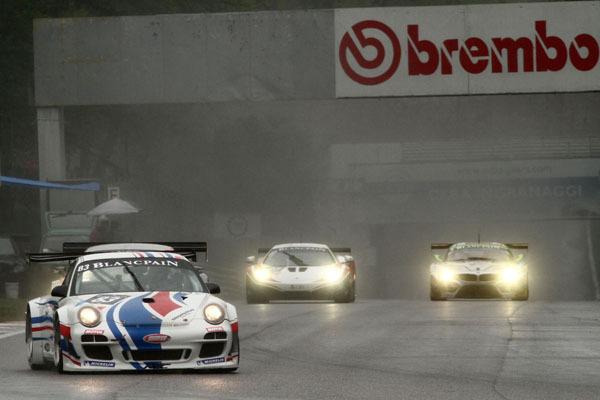 Blancpain Series à Monza