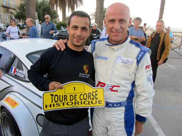 Tour de Corse : et de deux !