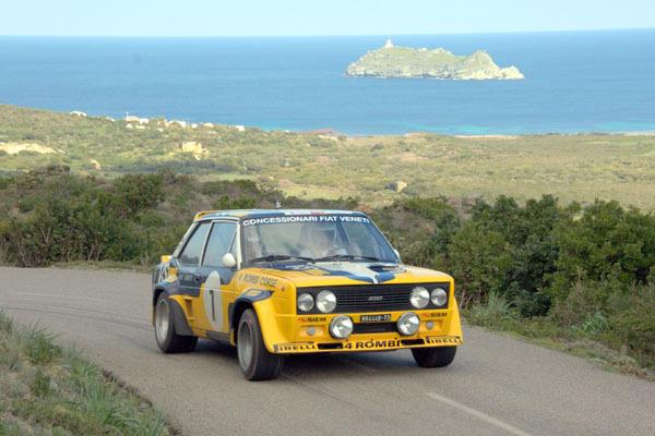 En démonstration dans le Cap Corse