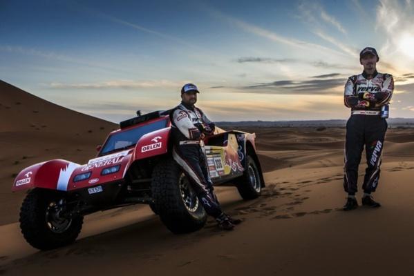 Objectif Dakar 2015
