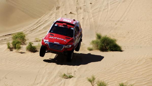 Christian Lavieille devance les Peugeot