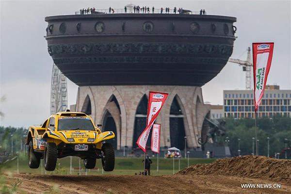 Xinhua/Maxim Ozerov