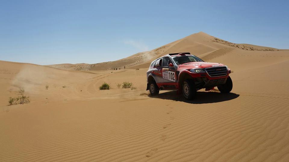 China Grand Rally 2014 : les vidéos !
