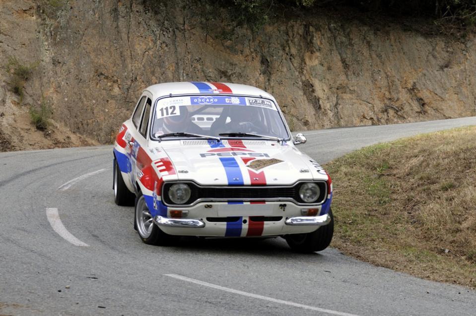Tour de Corse : Etape 1