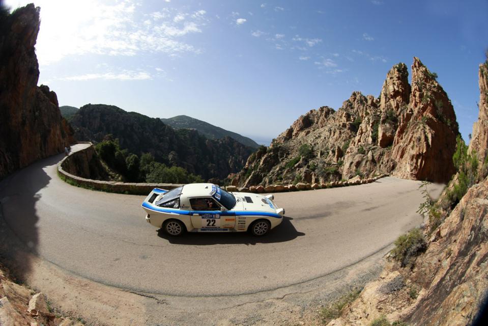 Tour de Corse : Etape 3