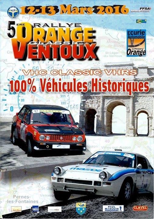 Nouveau succès de la Mazda à l'Orange Ventoux !