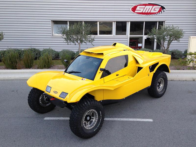 Le nouveau Buggy SMG !