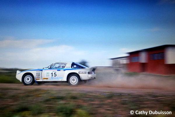 Super résultat pour la première de Beñat avec la Mazda !