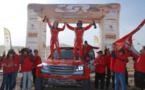 Victoire et déception au China Grand Rally