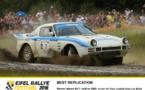 La Mazda primée à l'Eifel Rallye Festival