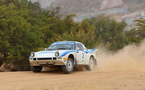 SMG engage 4 autos au Sardaigne International Historic Rally