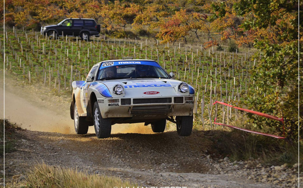 Philippe Gache prend la 2ème place au Terre de Vaucluse