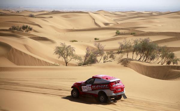 Les dunes profitent aux Peugeot