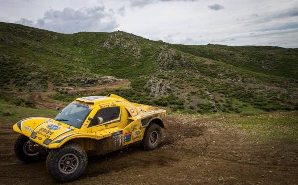 Suivez les 2 buggies SMG du HanWei Motorsport !