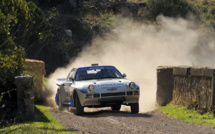 La Mazda remporte le Sardaigne Historic Rally !