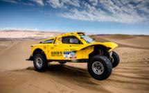 Silk Way Rally 2017 : un bon cru pour SMG