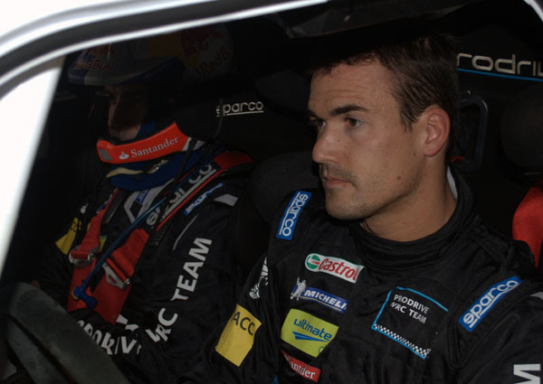 Weekend tests pour Dani Sordo