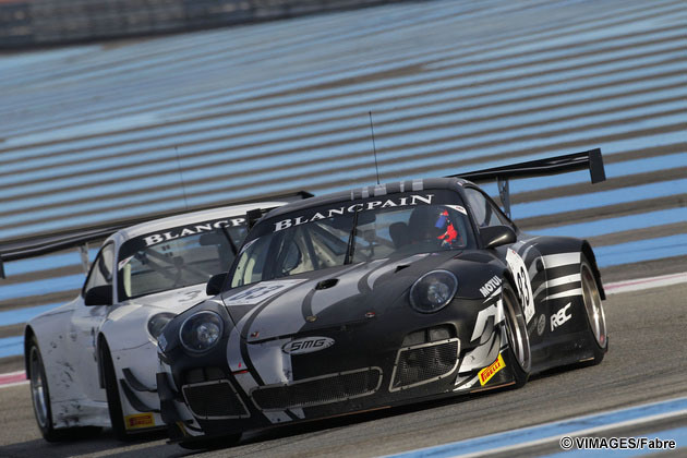 Test Days au Paul Ricard