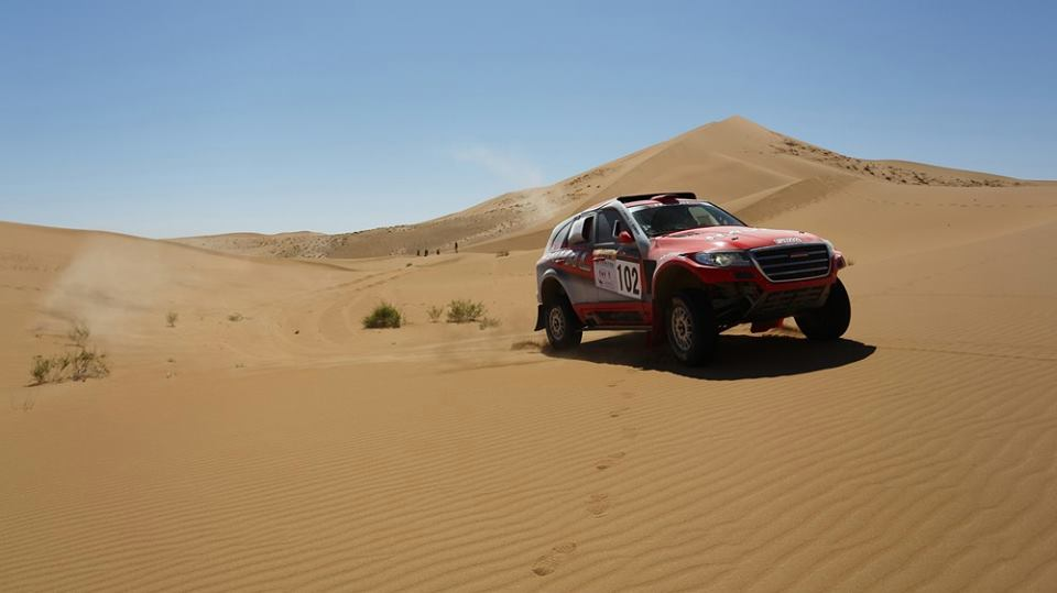 China Grand Rally 2014 : les vidéos !